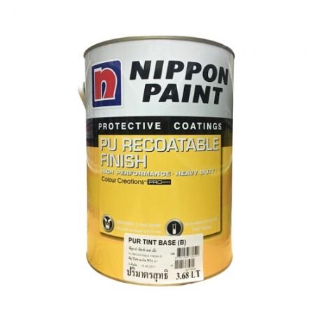 สี PU Recoat Tint- NIPPON 5LA+B เงา