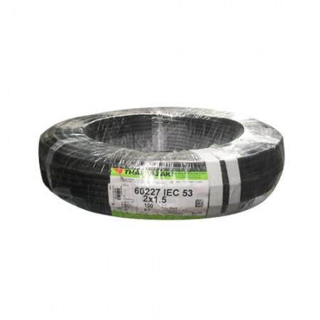 สายไฟ (IEC 53 VCT) 2*1.5 มม YAZAKI