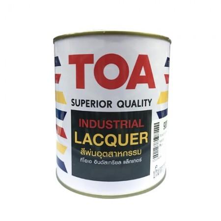 สีพ่นอุตสาหกรรม 801 TOA 1GL