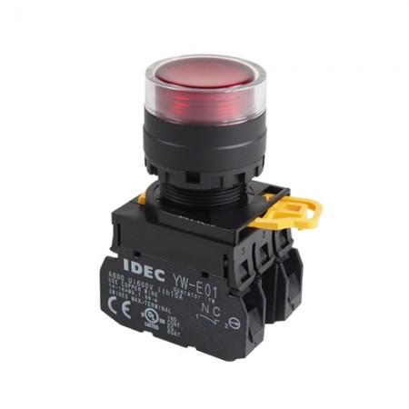 สวิทแลมหม้อแปลงYW1L-MF2E11QM3 IDEC R