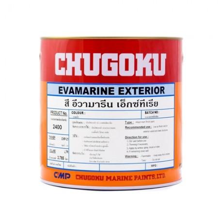 สี EVAMARINE EXT CS-515อลูมิเนียมCHUKOKU