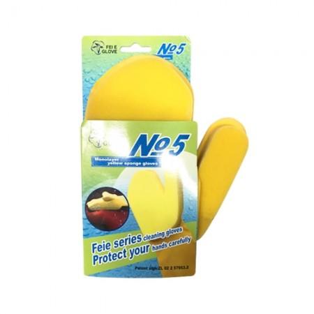 ถุงมือฟองน้ำทำความสะอาด JS-1989 ARGO