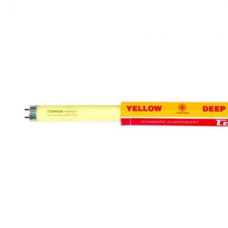 นีออน 18W  สีเหลือง  TOSHIBA LT