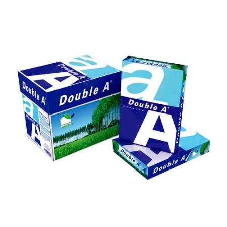 กระดาษถ่ายเอกสาร A4 80 แกรม DOUBLE A