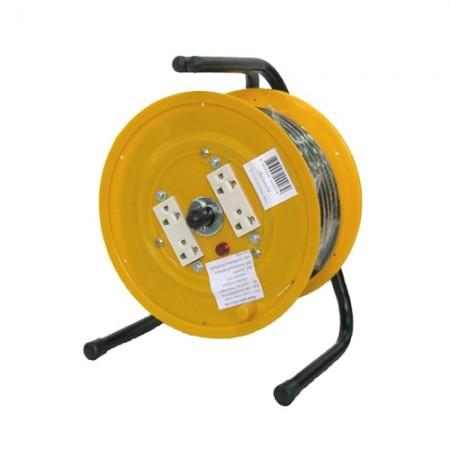 ล้อสายไฟ(PVC) 2x2.5 30ม. SUNTECH