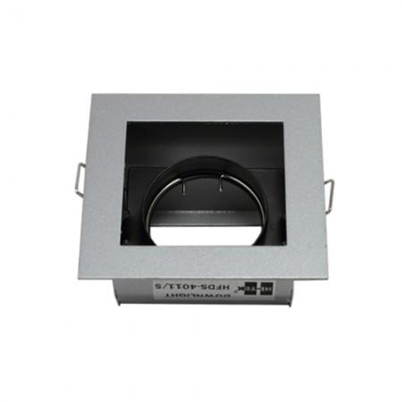 โคม HI-TEK ดีไซน์เนอร์ 1 HFDS4011 สีเงิน
