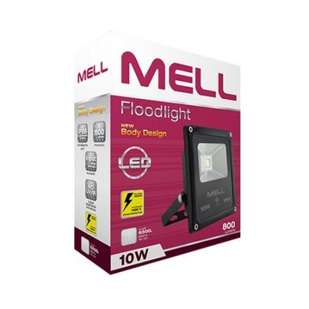โคมไฟสปอร์ตไลท์ 10W DL (IP66) MELLOW
