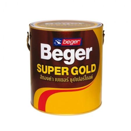 สีทองคำ 0.3ลิตร (น้ำ) AC707 BEGER