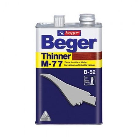 ทินเนอร์ M77 BEGER 1GL