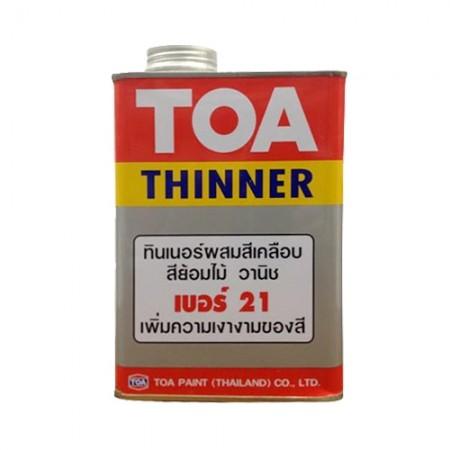 ทินเนอร์ R21 TOA