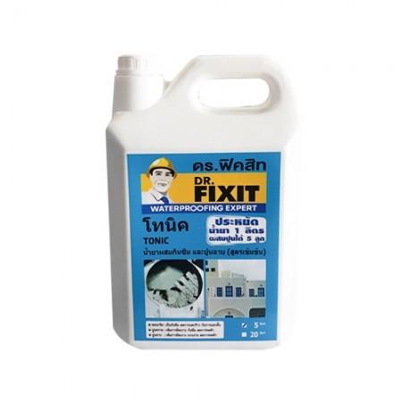 โทนิค (น้ำยากันซึม) Dr.FIXIT 5L.