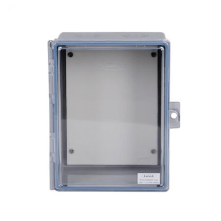 บล็อกกันน้ำ ฝาใส PVC CT608 LEETECH