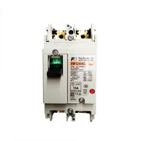 เบรคเกอร์ไฟฟ้า 2P15A  BW32AAG FUJI
