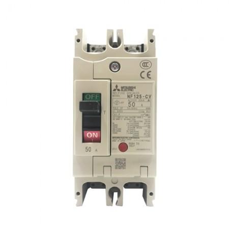 เบรคเกอร์ไฟฟ้า 2P50A MITSUBISHI NF125CV