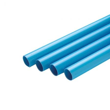 ท่อ PVC 1/2 สีฟ้า 8.5 ช้าง