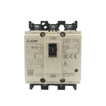 เบรคเกอร์ไฟฟ้า 3P5A NF30CS MITSUBISHI