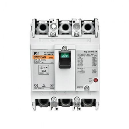 เบรคเกอร์ไฟฟ้า 3P63A FUJI BW63EAG