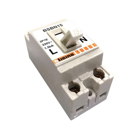 เบรคเกอร์ไฟฟ้า BSBN15 15A BTICHINO