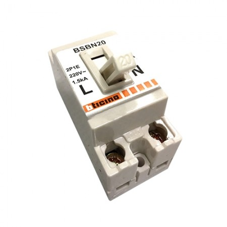 เบรคเกอร์ไฟฟ้า BSBN20 20A BTICHINO