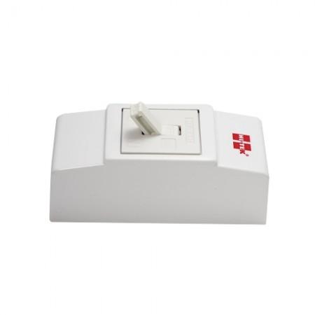 เบรคเกอร์ไฟฟ้า+กล่อง 2P30A HI-TEKขาว