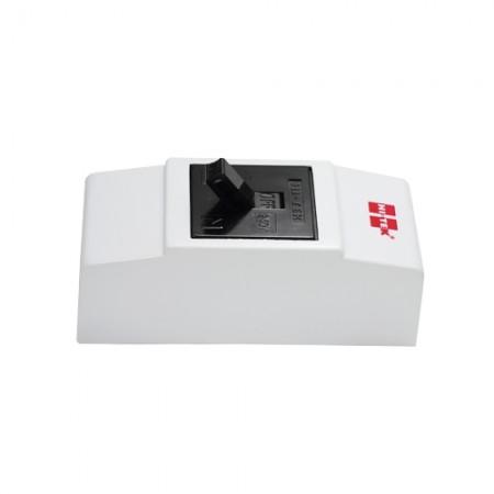 เบรคเกอร์ไฟฟ้า+กล่อง 2P30A HI-TEKดำ