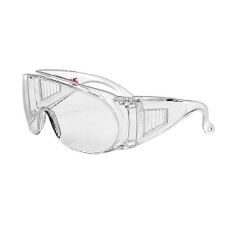 แว่นตา นิรภัย กันสะเก็ด #1611 3M