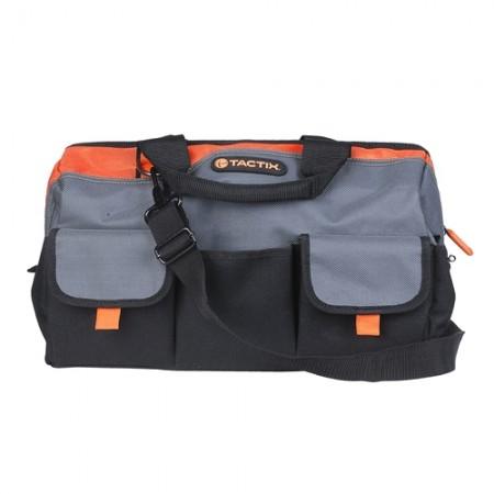 """กระเป๋าเครื่องมือ ปากลวด 40cm (16"""") 323143 TACTIX"""