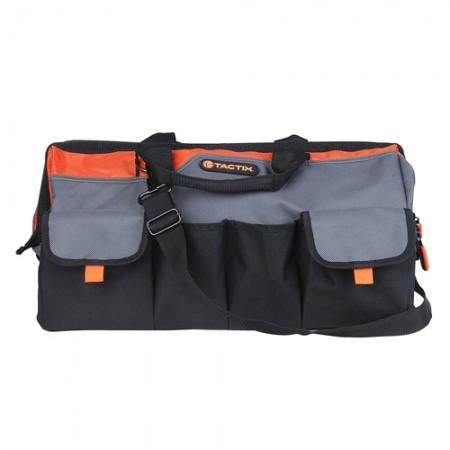 """กระเป๋าเครื่องมือ ปากลวด 50cm (20"""") 323141 TACTIX"""