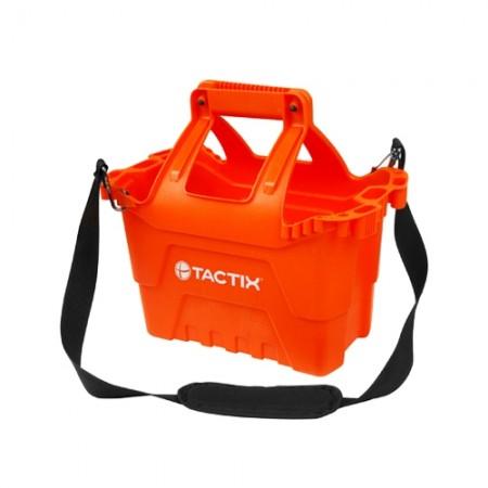 กระเป๋าเครื่องมือ 38cm LDPE สะพายข้าง 320216 TACTIX