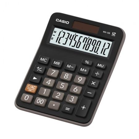 เครื่องคิดเลข MX-120B CASIO