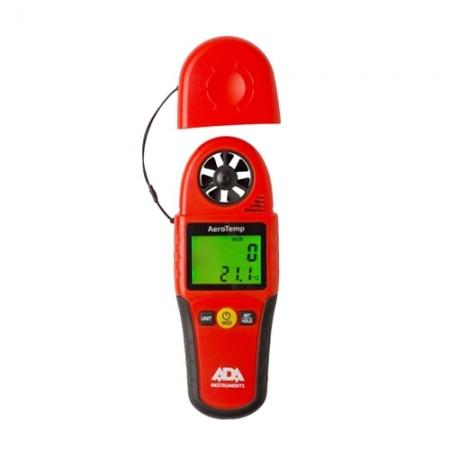 เครื่องวัดแรงลมและอุณหภูมิ AEROTEMP ADA