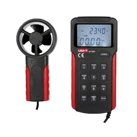 เครื่องมือวัดแรงลม UT361 UNI-T