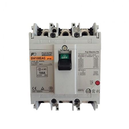 เบรคเกอร์ไฟฟ้า 3P100A FUJI BW100EAG