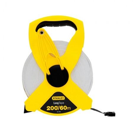 เทปวัดที่ใยแก้ว 60ม.(34-794) STANLEY