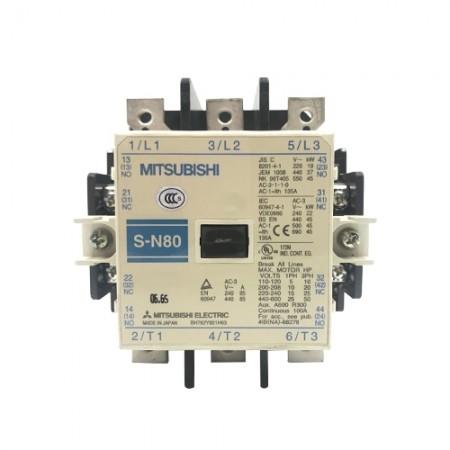 MAGNETIC CON SN80 220V MITSUBISHI