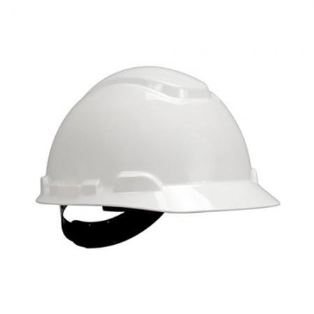 หมวกนิรภัย ปรับหมุน H-701R 3M สีขาว