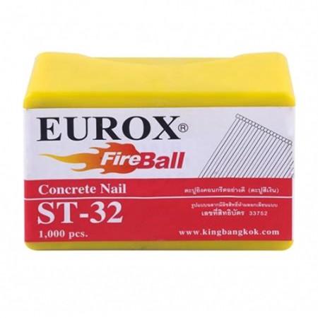 ตะปูยิงคอนกรีต ST32 EUROX