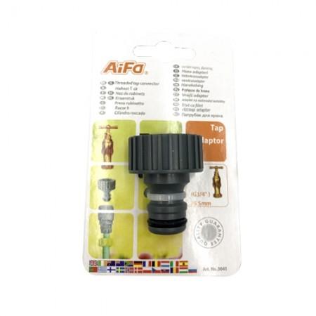อุปกรณ์ต่อสายยางเกลียวใน 3/4 3041 AIFA