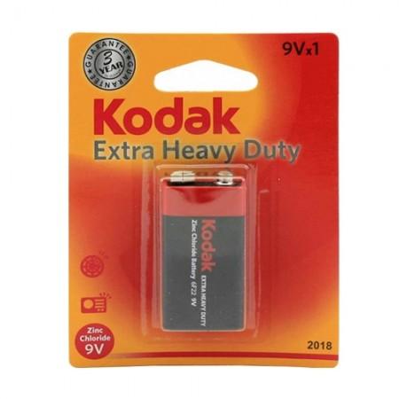 ถ่านไฟฉายX HEAVY DUTY  9V 30635401 KODAK