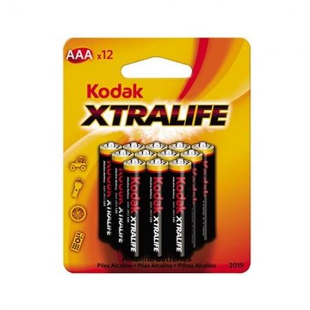 ถ่านไฟฉาย XTRALIFE AAA 30861725 KODAK