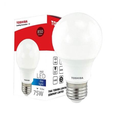 หลอด LED A60 9W DL TOSHIBA LT