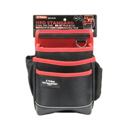 กระเป๋าเครื่องมือ3+2ช่องEDK2D RD EValue