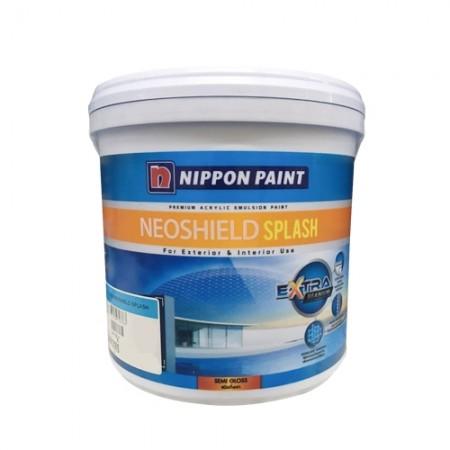 สีน้ำภายนอก/ใน C นีโอชิลด์สแปลช NIPPON กึ่งเงา 2.5