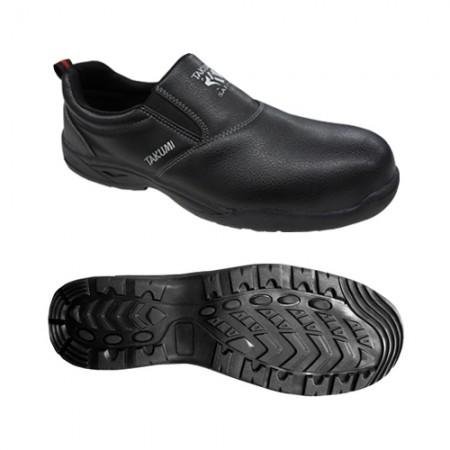 รองเท้าเซฟตี้ TSH-125 ดำ SIZE 43 TAKUMI