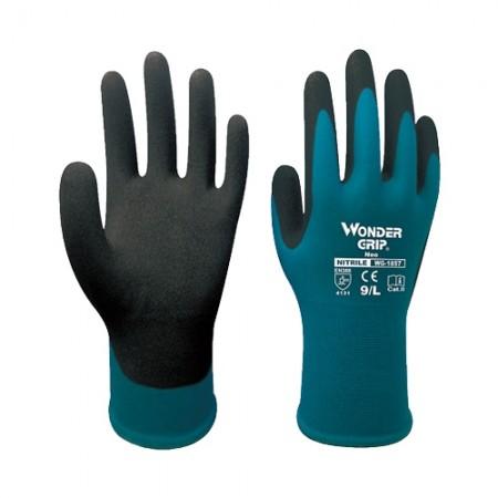 ถุงมือผ้าเคลือบยางไนไตร 1857 WDG, M