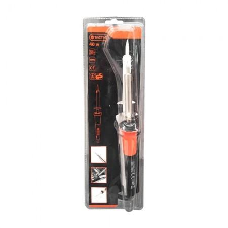 หัวแร้งปากกาไฟฟ้า 40W 406504 TACTIX