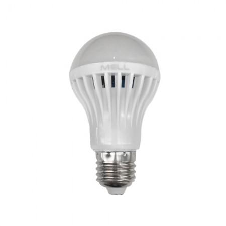 หลอดไฟ LED ฉุกเฉิน แบตในตัว 5W DL MELLOW