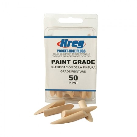 ปลั๊กไม้ PAINT GRADE 50ชิ้น P-PNT KREG