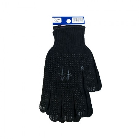 ถุงมือกันลื่นสีดำ แบบญี่ปุ่น A12 EAGLE