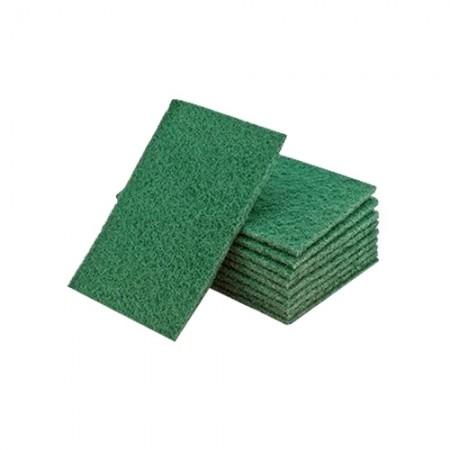 """สก็อตไบรท์ 6""""*9"""" 3M 7496 สีเขียว"""